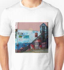 Street Art Valparaiso Chile 13 Unisex T-Shirt