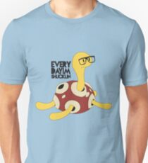 Everyday I'm Shucklin T-Shirt
