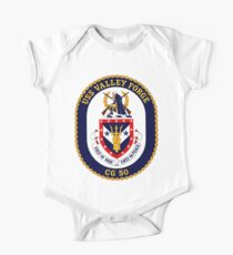 USS Valley Forge (CG-50) Crest One Piece - Short Sleeve