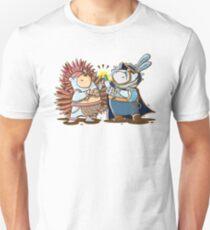 #Boredbears : Double Carnival Unisex T-Shirt