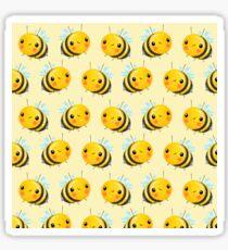 Bumble Bee Buttercup Sticker