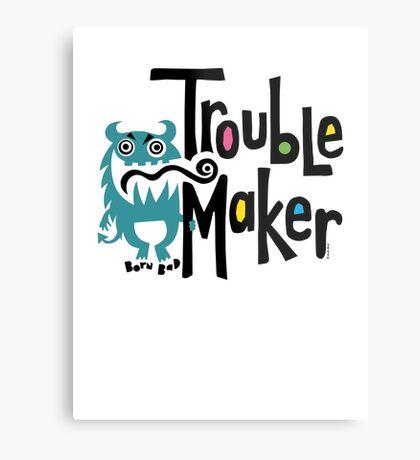 Trouble Maker - born bad Metal Print