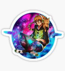 Space Pidge Sticker