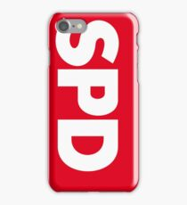 Social Democratic Party (SPD) iPhone Case/Skin