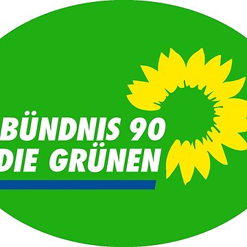 Bündnis 90 / Die Grünen - The German Green Party by Quatrosales