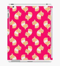Honey Hamster Pink iPad Case/Skin