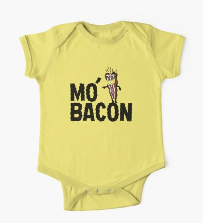 MO' BACON on lights Kids Clothes