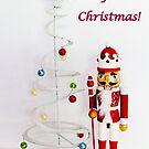 Fröhliche Weihnachten! Weihnachtskartenserie # 4 von Evita