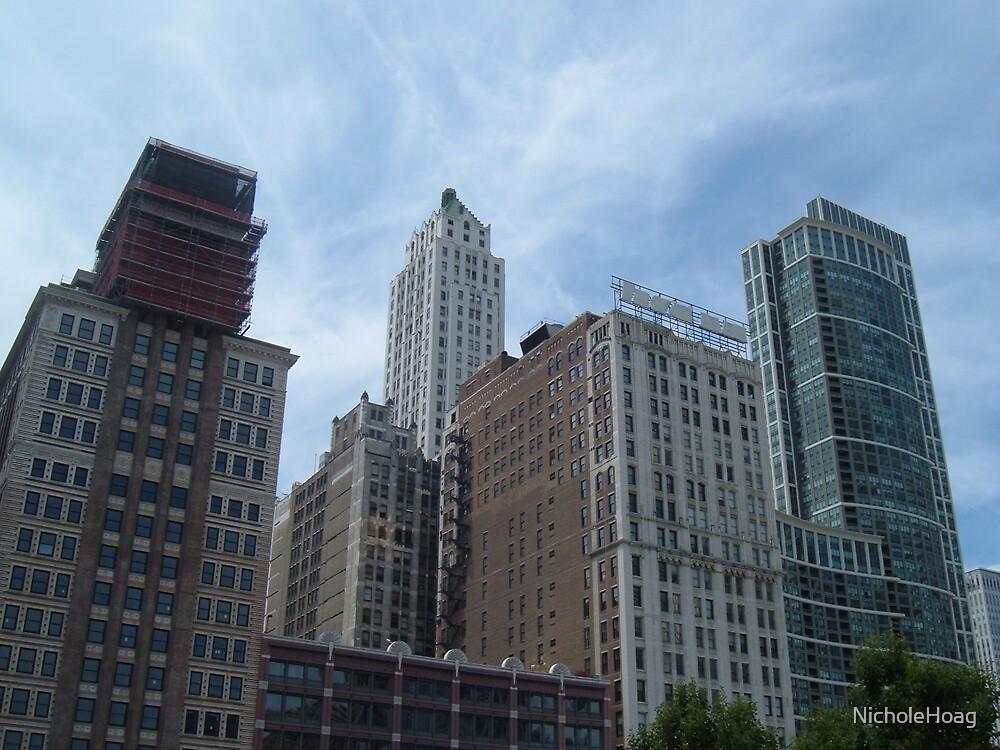 Chicago's Wonderful Buildings  by NicholeHoag