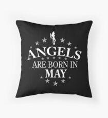 Cojín Engel sind im Mai geboren