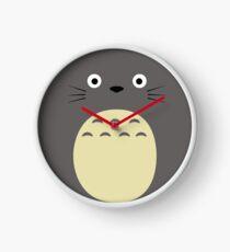 Totoro Clock