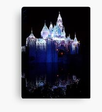 Castle #2 Canvas Print