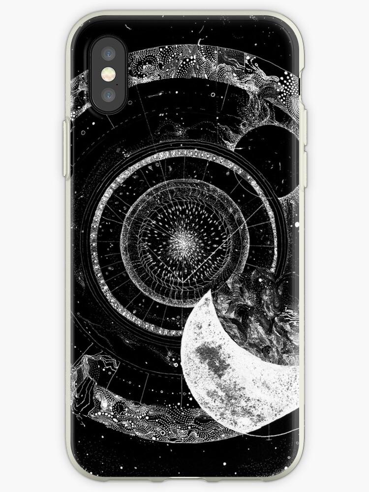 Fragmented Astrology Lapse Black by carolina arevalo