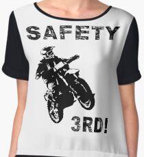 Safety third Chiffon Top