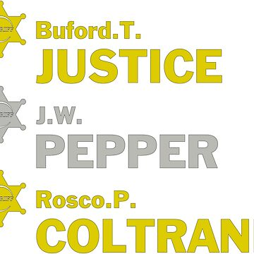 Sheriff T, Justice, Pepper and Coltrane by Blueprintjim