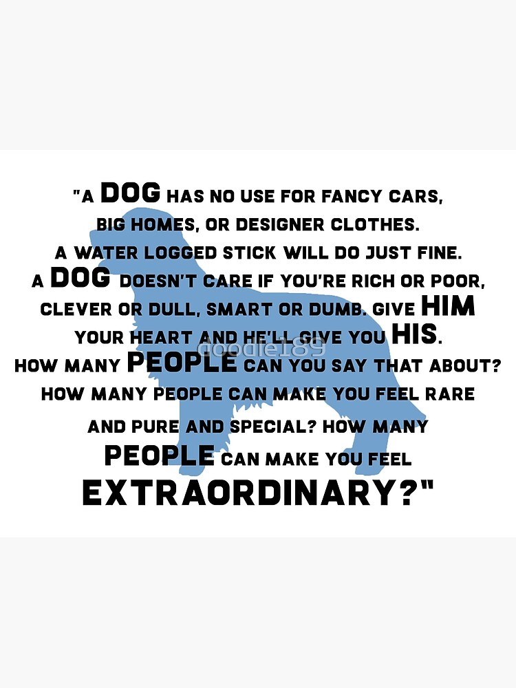 Marley & Me - Dog quote by doodle189