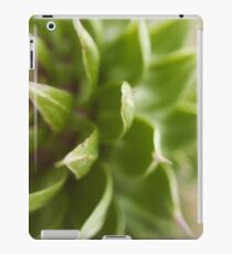 Untitled Macro 1 - Wyoming iPad Case/Skin
