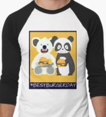 Panda and Koala #BestBurgerDay T-Shirt