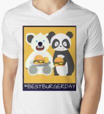 Panda and Koala #BestBurgerDay T-Shirt