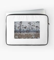 Double Snowstorm Laptop Sleeve