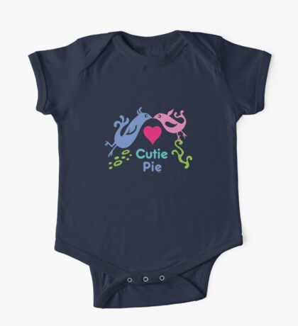 Love birds - kids & baby graphic Kids Clothes