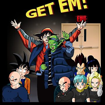 Method man get em mash up with dragonball by nathdesign