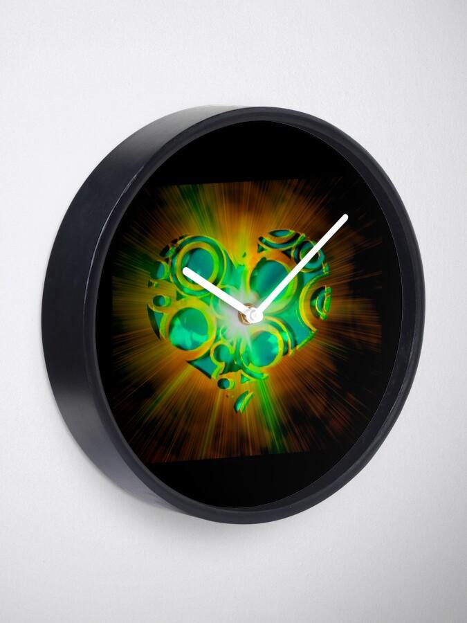 Alternate view of Good Karma Love Clock
