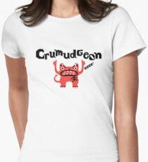 Curmudgeon on light T-Shirt