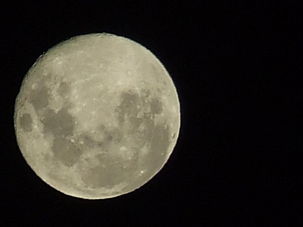 crated full moon by wend