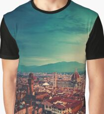 ponte vecchio in florence Graphic T-Shirt