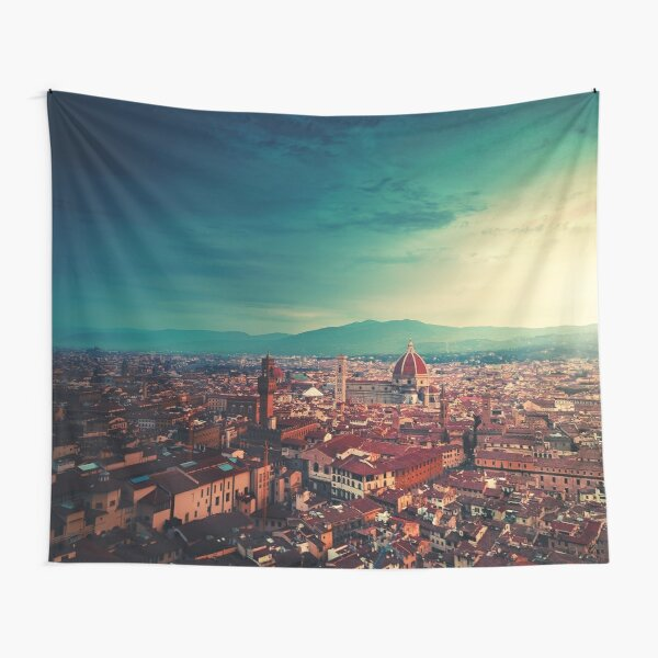 ponte vecchio in florence Tapestry