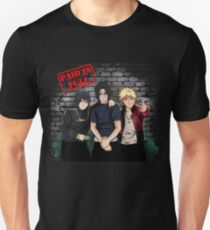 paid in full mash up with Naruto franchise Unisex T-Shirt