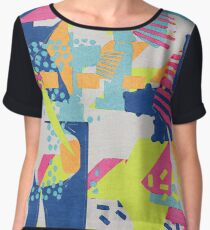 Electric Youth Design 1 Chiffontop