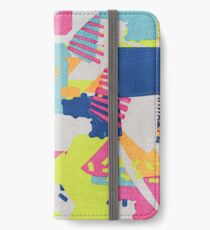 Electric Youth Design 1 iPhone Flip-Case/Hülle/Skin