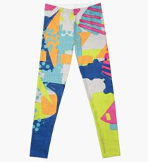 Electric Youth Design 1 Leggings
