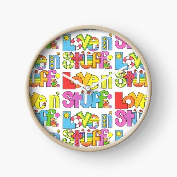 Love N' Stuff Clock
