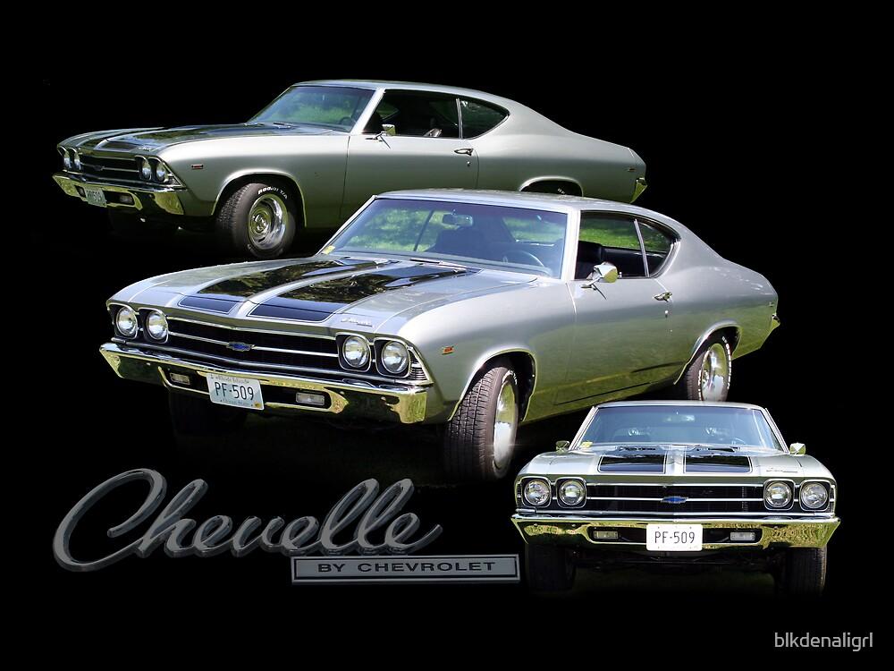 Mmmm...Chevelle by blkdenaligrl