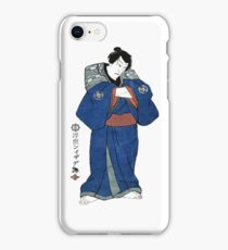 C-011 Actor iPhone Case/Skin