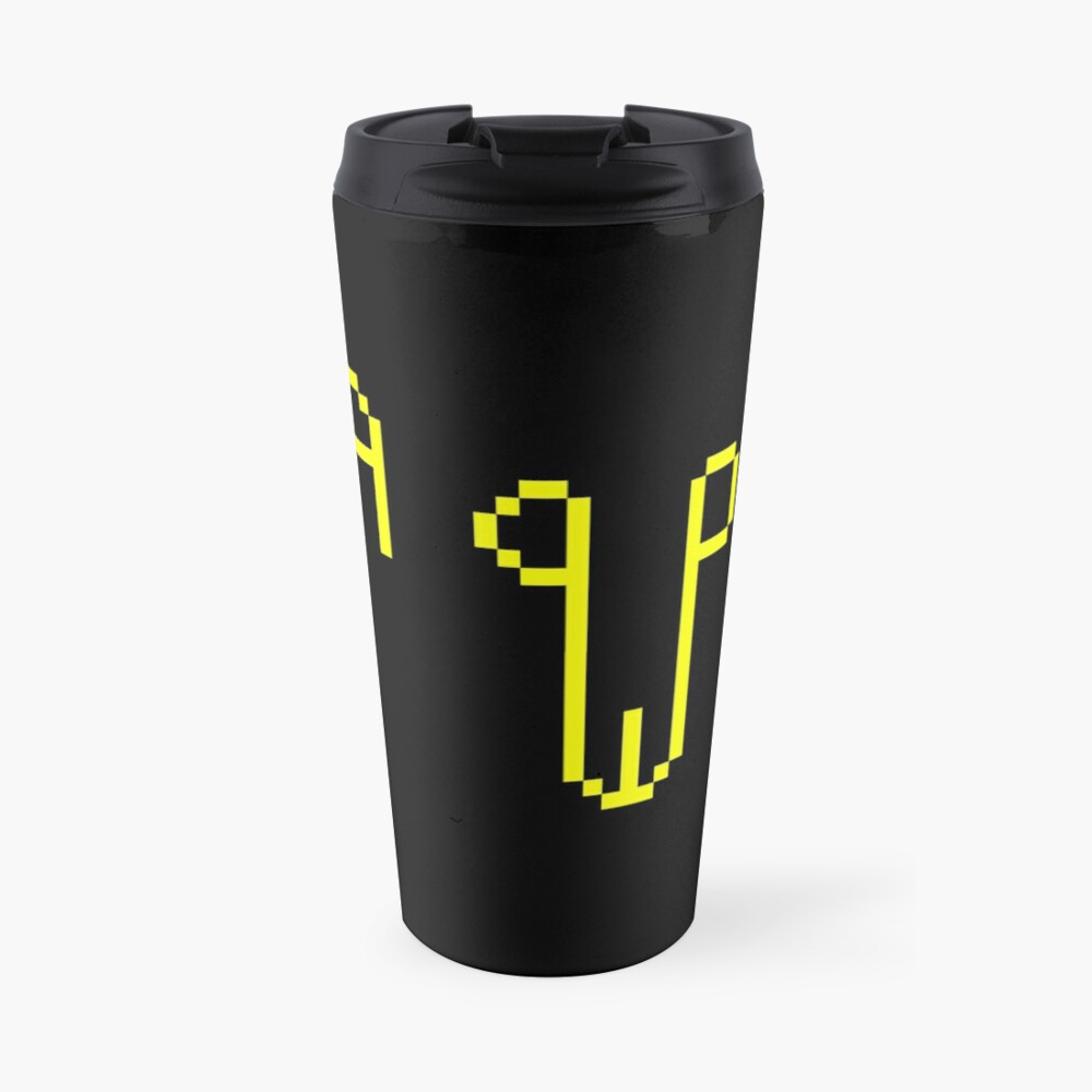 RuneScape A q p W Alternate - Funny Chat Shenanigans Travel Mug