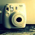 Ihre erste Kamera von Evita