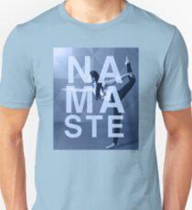 Namaste Yoga Design T-Shirt