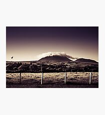 Mountain Top Photographic Print