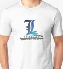 Death Note - L Unisex T-Shirt