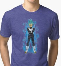vegeta super saiyan Tri-blend T-Shirt