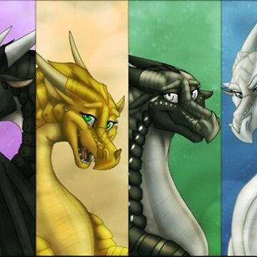 Wings of Fire - Dragonets by RhynoBullraq