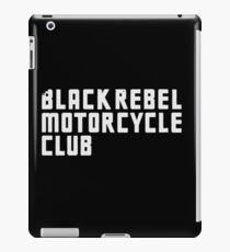 Black Rebel Motorcycle Club • BRMC • White iPad Case/Skin