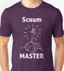 Scrum Master, an Agile T-shirt Unisex T-Shirt