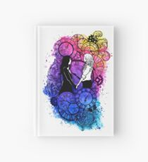 Time Led Me To You Hardcover Journal