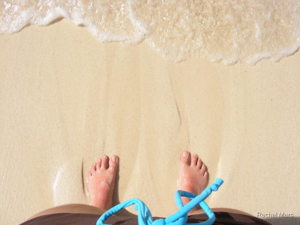 My Feet In the Ocean by Rachel Mars