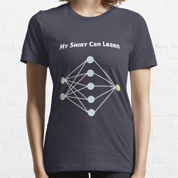 Neural Network Machine Learning Essential T-Shirt